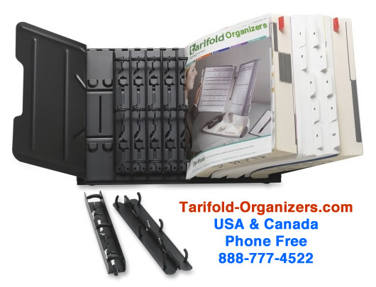 Tarifold catalog racks are in-stock for free delivery today.