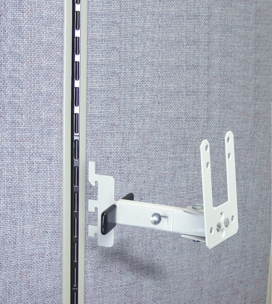 Tarifold PWB1 Partition Wall Bracket Enlargement.