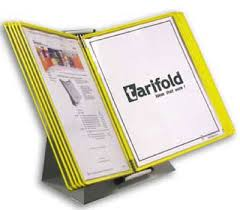 Tarifold organizers United States Headquarters for A3 A4 and A5 portrait and landscape international sizes organizers.