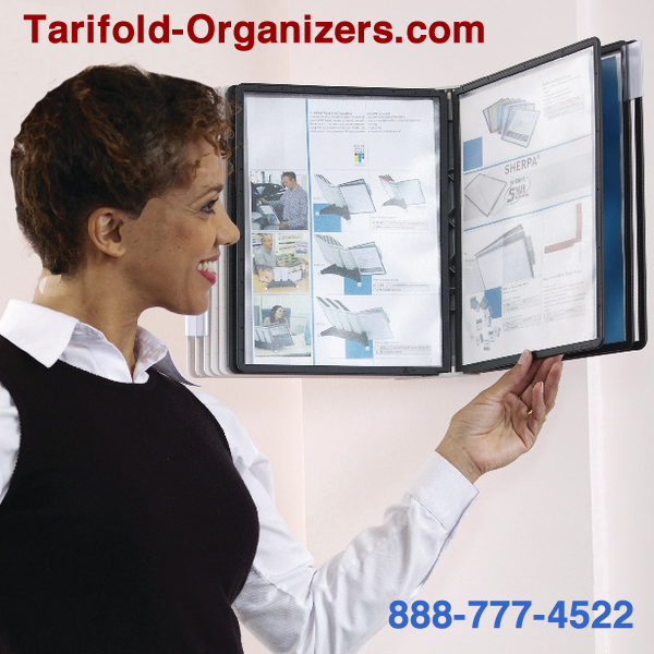 Tarifold products delivered directly to yours from the warehouse.